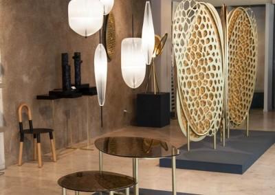Gallery S. Bensimon - complementi arredo in metallo