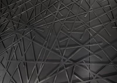 Fabio Lissi Atelier - particolare decorazione in metallo