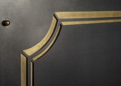 Fabio Lissi Atelier - particolare lavorazione metallica