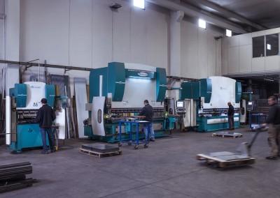 Siggia - macchine lavorazione metalli