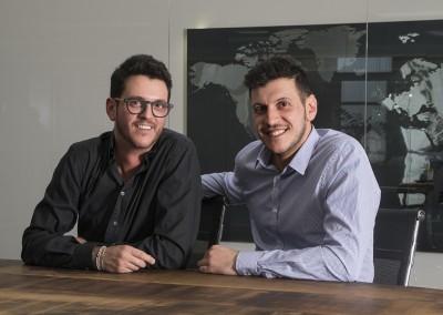 Alessandro e Paolo Siggia