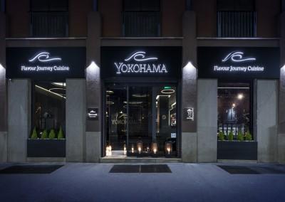 Ristorante Sushi Yokohama - esterno