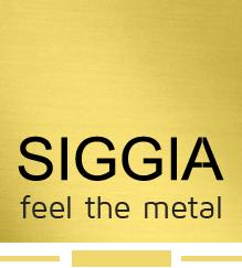 Siggia srl - Lavorazione dei metalli